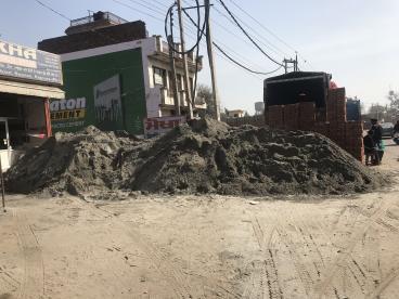 Sehaj- Building Material- port