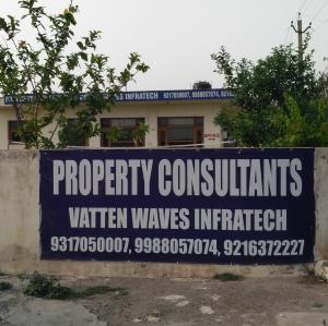 Vatten Waves Infratech - Panchkula - Property Dealer