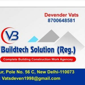 VB buildtech solutions - Bahadurgarh - Contractor