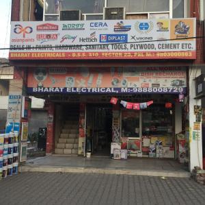 Bharat Plywood And Hardware Store - Panchkula - Paint Supplier