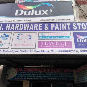 SN Hardware And Paint Store - Panchkula - Paint Supplier