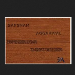 Saksham Aggarwal - New Delhi - Architect
