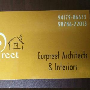 Gurpreet Architects And Interiors - Kharar - Architect