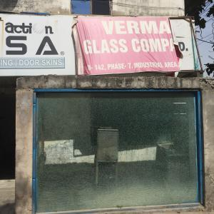 Verma Glass And Plywood Pvt Ltd - Mohali - Glass Supplier