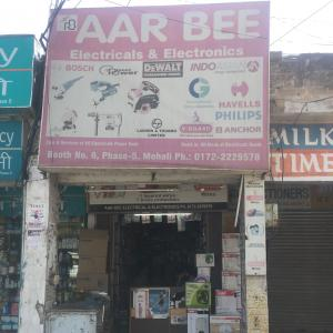 Aar Bee Electricals And Electronics - Mohali - Electrical Supplier