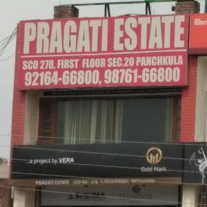 Pragati Estate - Panchkula - Property Dealer