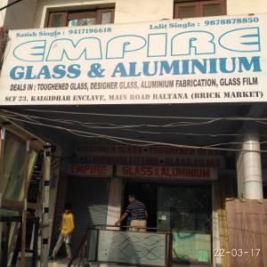 Empire Glass And Aluminium - Zirakpur - Glass Supplier