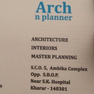 Vishnu Arora - Kharar - Architect