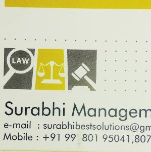 Surabhi Management Consultants - Bangalore - Contractor