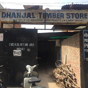 Dhanjal Timber Store - Mohali - Wood Supplier