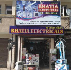 Bhatia Electricals - Zirakpur - Electrical Supplier