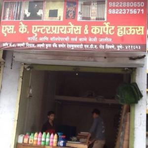 SK Enterprises And Carpet House - Pune - Contractor
