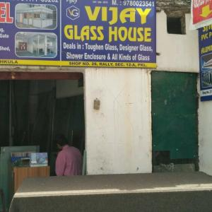 Vijay Glass House - Panchkula - Glass Supplier
