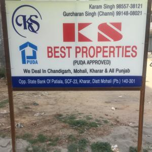 K S Best properties - Kharar - Property Dealer