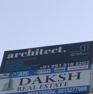 The Rational - Mohali - Architect