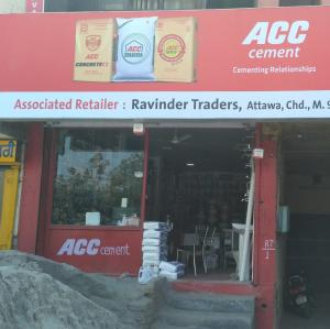 Ravinder Traders - Chandigarh - Building Material Supplier