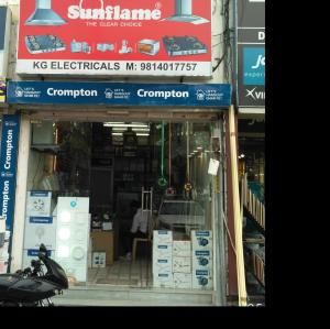 KG Electricals - Panchkula - Electrical Supplier