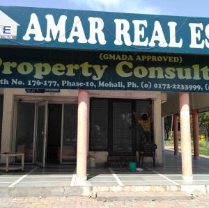 Amar Real Estates - Mohali - Property Dealer