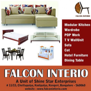 Falcon Interio - Bengaluru - Wood Supplier