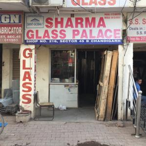 Sharma Glass Palace - Chandigarh - Glass Supplier