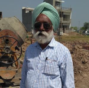Swaran Singh - Mohali - Contractor