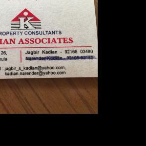 Kadian Associates - Panchkula - Property Dealer
