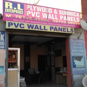 R L Enterprises - Zirakpur - Plywood Supplier