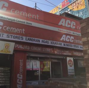Punjab Cement Store - Kharar - Building Material Supplier