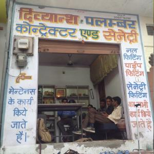 Divyansh Kumar - Udaipur - Plumber