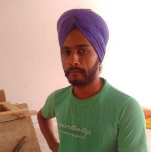 Avtar Singh - Fatehgarh Sahib - Carpenter