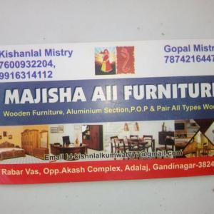 Majisha Ali Furniture - Gandhinagar - Carpenter