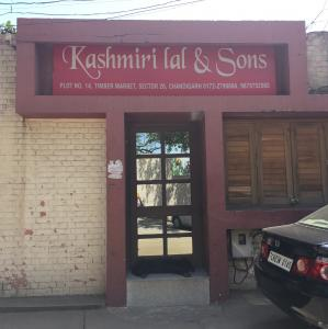 Kashmiri Lal and Sons - Chandigarh - Wood Supplier