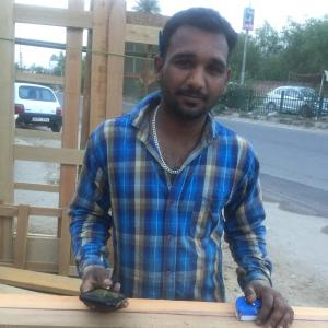 Raju Kumar - Chandigarh - Carpenter