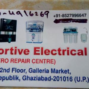 Supportive Electrical Ro And Ac Repair Centre - Ghaziabad - Electrical Supplier