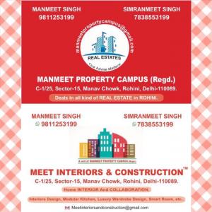 Manmeet Property Campus Regd - New Delhi - Architect