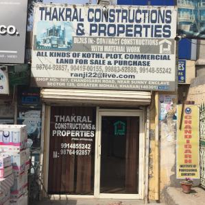 Thakral Constructions And Properties - Mohali - Property Dealer