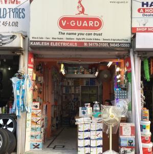 Kamlesh Electricals - Chandigarh - Electrical Supplier