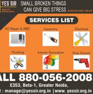Yes Sir - Noida - Contractor