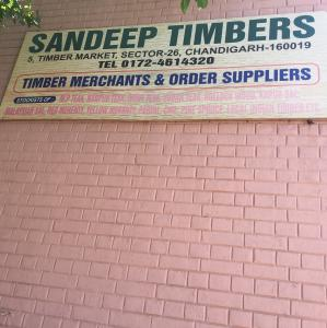 Sandeep Timbers - Chandigarh - Wood Supplier