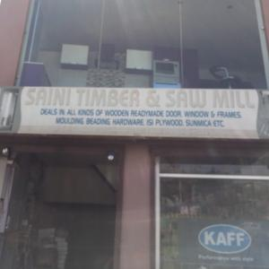 Saini Timber And Saw Mill - Kharar - Plywood Supplier