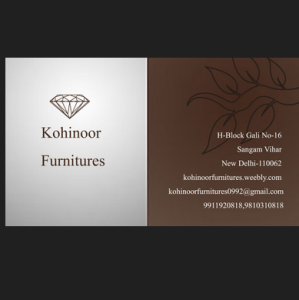 Kohinoor Furniture - New Delhi - Carpenter