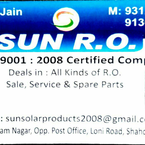 Sun solar products - Delhi - Electrical Supplier