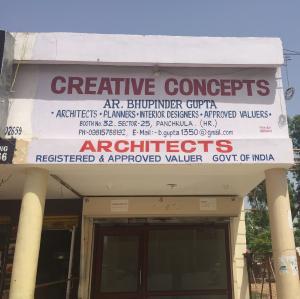 Creative Concepts - Panchkula - Architect