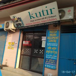 Kutir Architects - Zirakpur - Architect