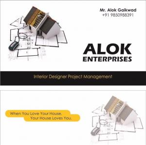 Alok Enterprises - Pune - Architect