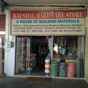Kaushal Hardware Store - Chandigarh - Building Material Supplier