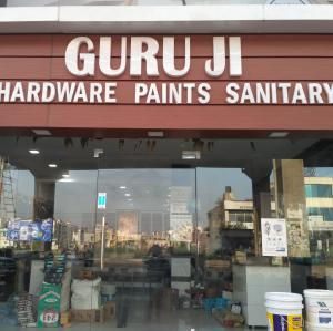 Guru Ji Paints And Hardware - Zirakpur - Paint Supplier