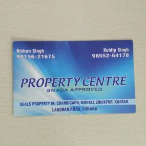 Property Centre - Mohali - Property Dealer