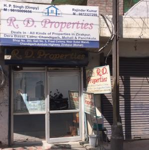 R D Properties - Zirakpur - Property Dealer