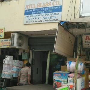 Atul Glass Co - Panchkula - Glass Supplier